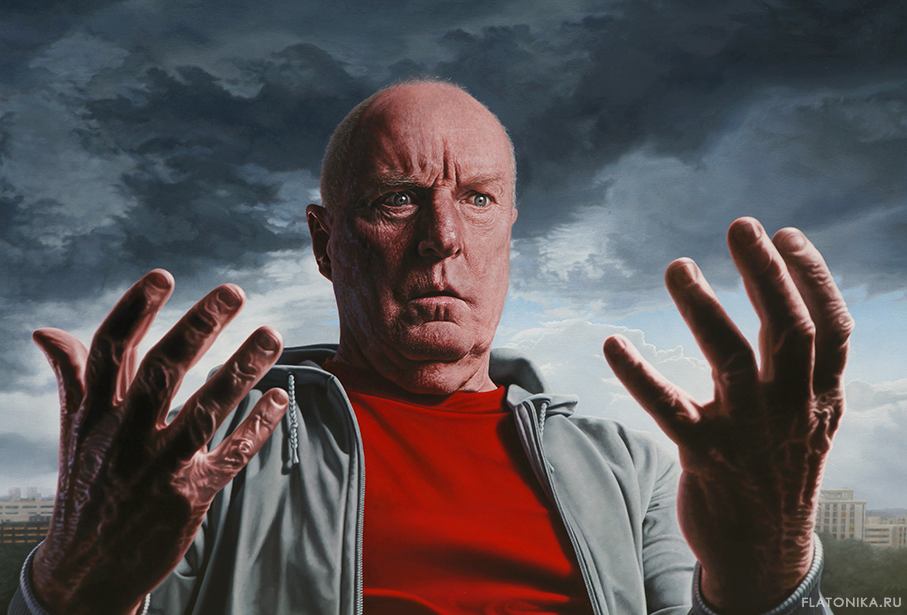 Introspection - Portrait of Ray Meagher